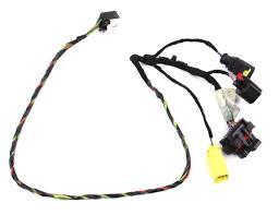 rh seat wiring harness 06 08 audi a3 8p manual genuine 2008 audi a4 stereo wiring harness at Audi Wiring Harness