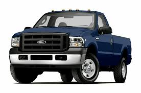 2005 Ford F-250 Specs and Prices