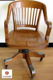 antique oak swivel desk chair milwaukee co completed antique wood office chair
