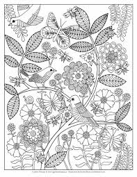 There are so many pages and each page is on heavy, nice paper that makes coloring a breeze with. Free Adult Coloring Page Roundup