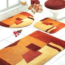 bathroom rug sets 3 piece rugs ideas