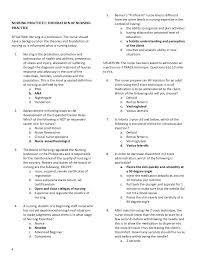 comprehensive nursing board exam reviewer 3 4