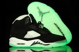 jordan shoes retro 5 oreo. discount nike air jordan 5 retro women glow in the dark basketball sneakers white black online store shoes oreo c