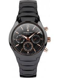 Наручные <b>часы George Kini</b> — купить итальянские <b>часы</b> Джордж ...