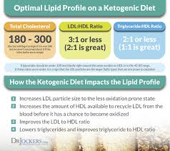 High Cholesterol Foods Chart High Cholesterol On A Ketogenic Diet Drjockers Com