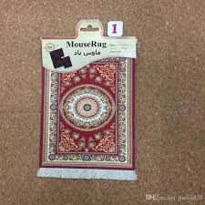persian carpet mouse pad 27x18cm rubber anti slip color mat whole for game csgo tank world sd version laptop wrist pads laptop wrist rest from