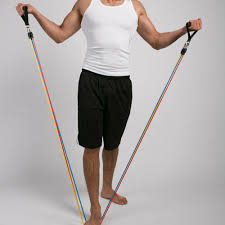 <b>11 Piece Set Resistance Bands</b> Heavy Workout Exercise <b>Yoga</b> ...