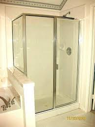 bathrooms shower glass enclosure parts