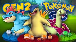 Pokemon Go Gen 2 Latest News Update Egg Chart New