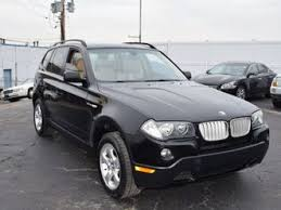 Regardless, it ranks near the middle of the luxury compact suv class and near the bottom of the luxury crossover class. Bmw X3 2008 Bmw X3 3 0si Used The Parking