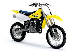 2018 suzuki motocross bikes. interesting suzuki the 2018 suzuki rm85 continues the tradition of twostroke racing  excellence and itu0027s perfect bike for motocross family racers and suzuki bikes