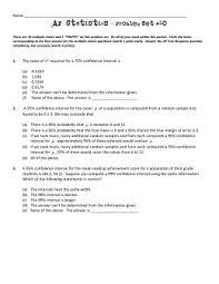 AP Statistics Syllabus   Southwest High School studylib net