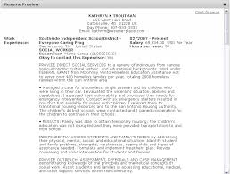 Resume Outline Example Awesome Federal Resume Sample And Format The Resume Place