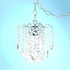 plug in chandelier plug in chandeliers chandelier with plug chandeliers that in pretty pink swag style plug in chandelier