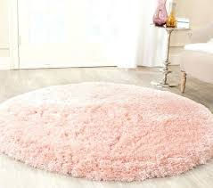 fascinating light pink rug light pink rugs for nursery 3 light pink round area