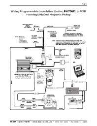 accel distributor wiring diagram accel discover your wiring msd 7al wiring diagram for box