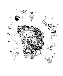 2010 dodge journey sensors engine thumbnail 4