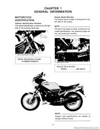 1984 1985 yamaha rz350 manual motorcycle service repair 1984 1985 yamaha rz350 two stroke motorcycle service manual
