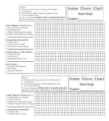 Monthly Behavior Chart Template For Teachers Iamfree Club