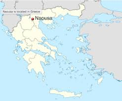 greek wine is on the rise exploring naoussa grapecollective com Naoussa Greece Map on mainland greece, macedonia's naoussa region is one of the oldest wine producing areas in the country, and in 1971 became the first greek wine district to naoussa greece map