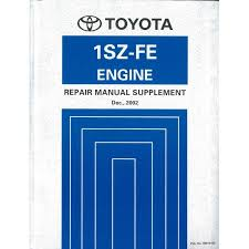2003 TOYOTA YARIS ECHO ENGINE REPAIR MANUAL ENGLISH