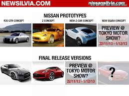 new car release october 2013October  2013  New Nissan Silvia  What If  News Discussion