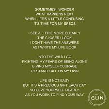 poem 2 into the wild