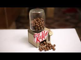 How To Make A Chocolate Vending Machine Delectable DIY Kitkat Chocolate Vending Machine Very Easy At Home YouTube