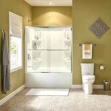 tub wall set and shower walls studio bathtub arctic kohler