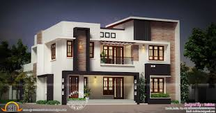 Fascinating 4 Bedroom Modern House Design Inspirations And Trendy Home  Ideas Sq Ft