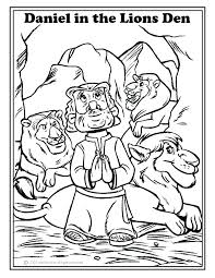 Children Bible Stories Coloring Pages P2385 Kids Bible Coloring