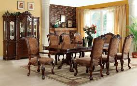 formal dining room sets for 8. Formal Dining Room Furniture Sets Perfect For 8   HomesFeed