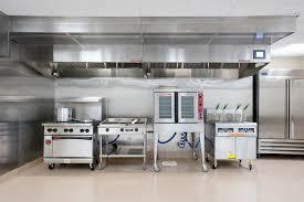 Contemporary Restaurant Kitchen Equipment Design T Inside Decor