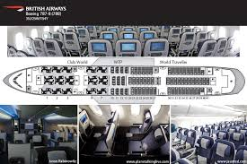 seating guide boeing 787 8 9
