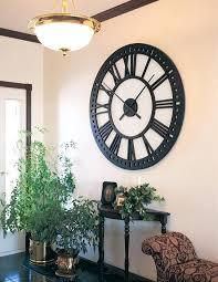 gigantic wall clock giant wall flip clock uk