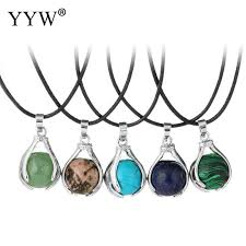 YYW Bullet <b>Natural</b> Real Aventurine Malachite Opal Tiger Eye <b>Rose</b> ...