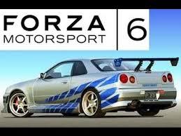 nissan skyline r34 paul walker. Unique Paul Forza 6 2 Fast Furious Paul Walkeru0027s Nissan Skyline R34 GTR Inside Look To Walker A