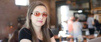 Dark To Light Sunglasses Photophobia Glasses For Light Sensitivity Relief