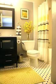 yellow gray bathroom rugs grey
