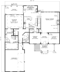 spacious slab house plans awesome and beautiful 3 floor on home
