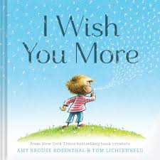 I Wish You More Encouragement Gifts For Kids Uplifting Books For