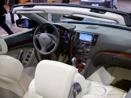 infiniti g37 convertible interior. infiniti g37 convertible interior 11