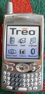 Dummy Nr. 23: Palm Treo 650 QWERTZ ...