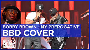Bobby Brown - My Prerogative (BBD Cover ...