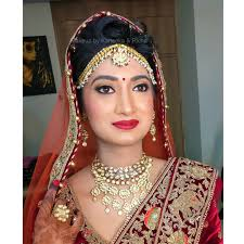 best bridal makeup artist delhi