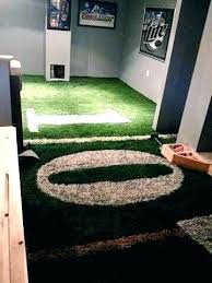 man cave rug football rugs man cave rugs homey football field carpet for man cave on