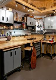 home workshop. it definitely has some \u201cgarage workshop\u201d finishes in it, like the metal diamond plate doors (which i happen to love), but it\u0027s \u201csoftened\u201d by all of home workshop