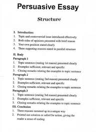 structure of a persuasive essay about format sample structure   structure of a persuasive essay also sheets structure of a persuasive essay