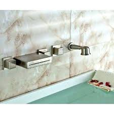 wall mounted waterfall tub faucets wall mounted tub faucets with hand shower wall mounted tub faucets wall mounted waterfall tub faucets