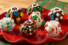 christmas oreo balls. Modren Christmas In Christmas Oreo Balls F